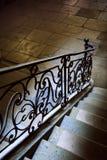 扶手栏杆 免版税图库摄影