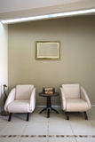 扶手椅子二 图库摄影