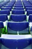 扶手椅子体育场 免版税库存图片
