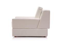 扶手椅子现代图象的皮革 免版税库存图片