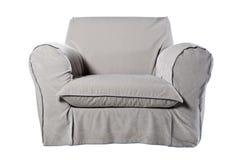 扶手椅子织品 免版税库存照片