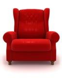 扶手椅子经典之作 向量例证