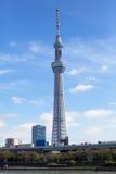 634找出米天空sumida东京塔结构树电视病区 免版税库存照片