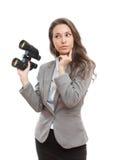 寻找机会。 免版税图库摄影