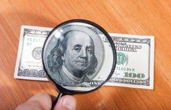 寻找财政独立 免版税库存图片
