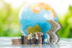 承诺、协议、投资和合作概念 免版税库存照片