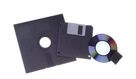 承运人数据电子演变 免版税库存图片