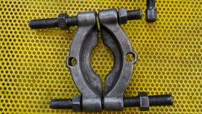 轴承去膜剂标准工具 免版税库存照片