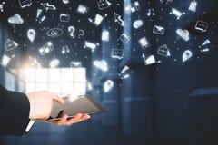 技术、创新和管理概念 库存图片