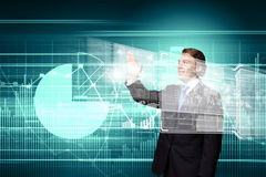 技术创新 免版税库存图片