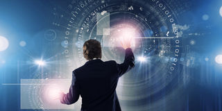 技术创新 免版税图库摄影