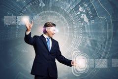 技术创新 免版税库存照片