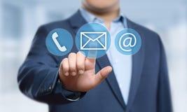 技术支持中心顾客服务互联网企业技术概念 库存照片