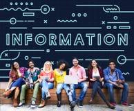 技术数字式连接创新互联网概念 免版税库存照片