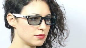 技术玻璃 影视素材