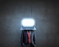 技术头脑 免版税库存照片