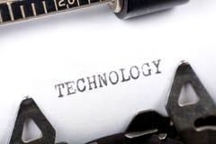 技术 免版税库存图片