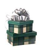 把礼品装箱 免版税库存图片