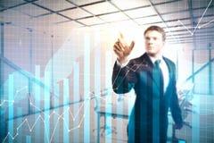 投资和银行业务概念 免版税库存图片