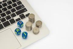 投资概念的图象 免版税库存图片