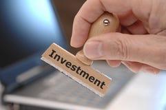 投资 免版税图库摄影
