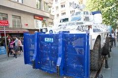 抗议在土耳其, 2013年 免版税库存图片