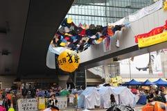 抗议气球 库存照片