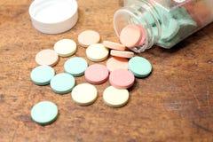 抗酸剂 免版税库存图片