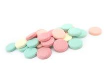抗酸剂 库存图片