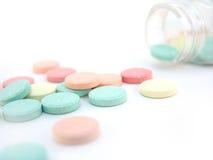 抗酸剂 免版税库存照片