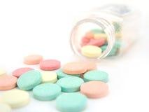 抗酸剂 库存照片