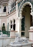 折衷宫殿 库存图片