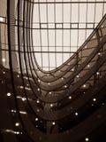 抛物线和长方形 免版税图库摄影