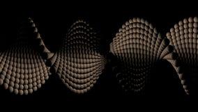 抛物面线 向量例证