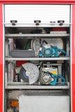 抢救用工具加工设备 库存照片
