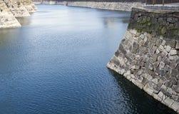 护城河 库存照片