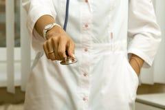 护士女孩 免版税库存照片