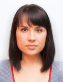 护照照片 免版税库存图片