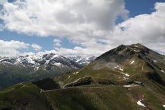维护风景,奥地利 免版税图库摄影
