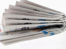 报纸 库存图片