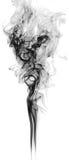 抽烟在白色背景抽象派纹理雾 创造性的设计的元素 免版税库存照片