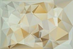 抽象三角几何背景传染媒介 皇族释放例证