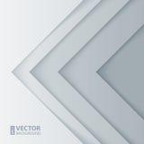 抽象三角塑造背景 库存照片