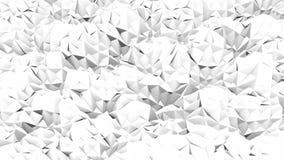 抽象三角 免版税库存照片