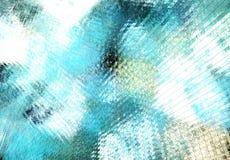 抽象与光线影响的颜色动态背景 分数维艺术 皇族释放例证