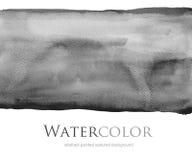 抽象丙烯酸酯和水彩污点被绘的背景 纹理 免版税库存图片