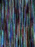 抽象五颜六色的光 免版税库存照片