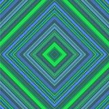 抽象五颜六色的对角镶边背景 库存图片