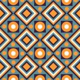 抽象五颜六色的无缝的样式 免版税图库摄影