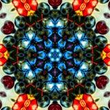 抽象五颜六色的样式背景纹理 免版税库存图片